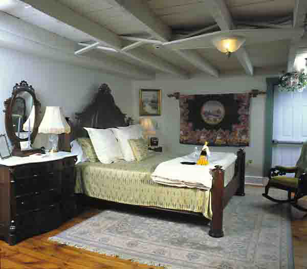 Bedroom, E.J. Bowman House Bed and Breakfast