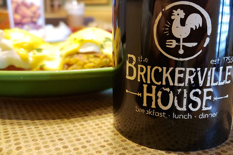 Brickerville House Family Restaurant Cup