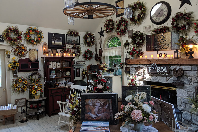 Country Road Flowers Store