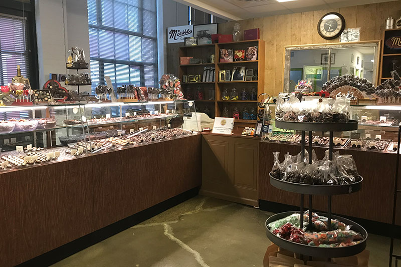 Miesse Candies Store