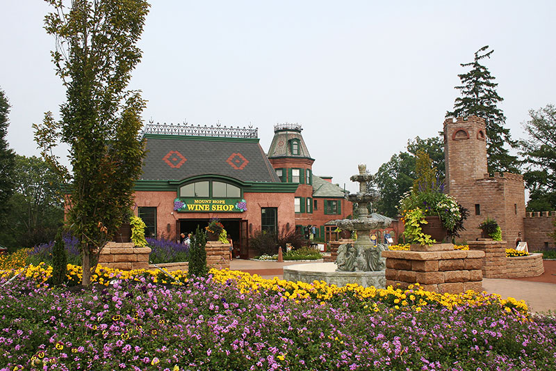 Mount Hope Estate & Winery Exterior