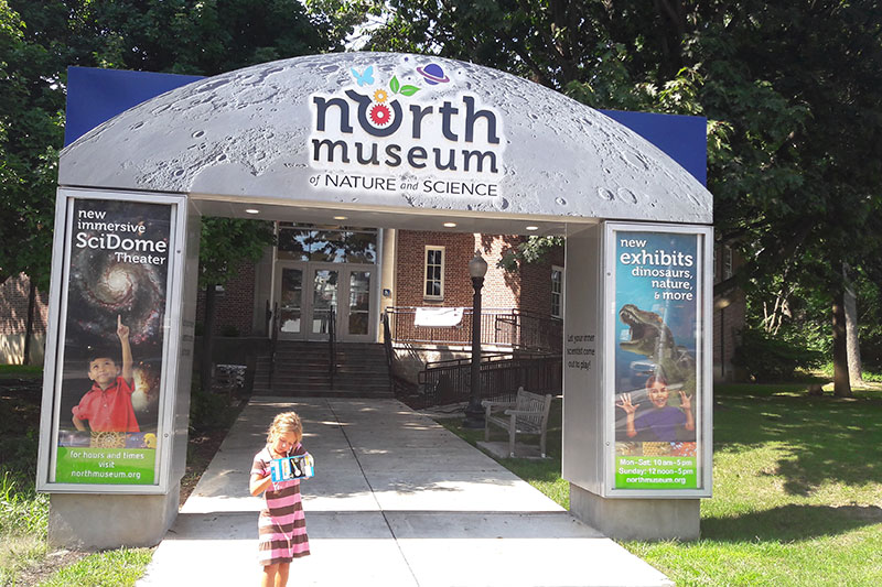 North Museum of Nature and Science and Planetarium