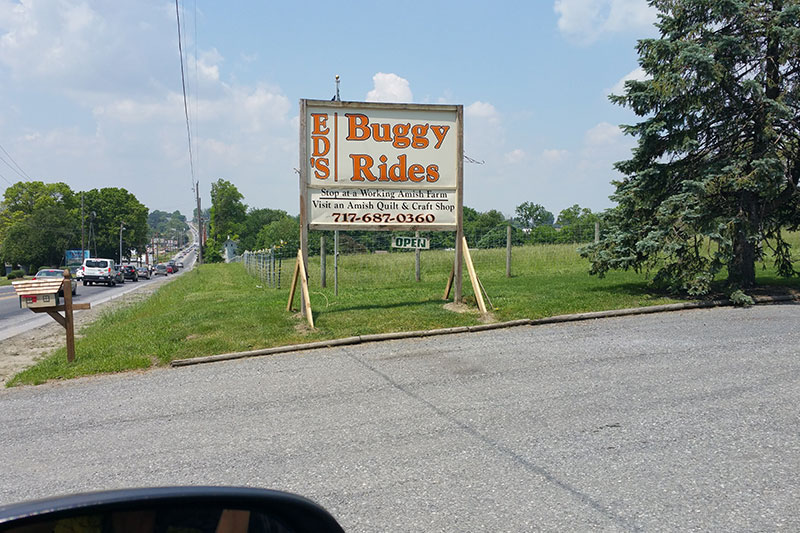Ed's Buggy Rides