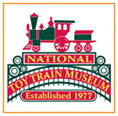 National Toy Train Museum Logo