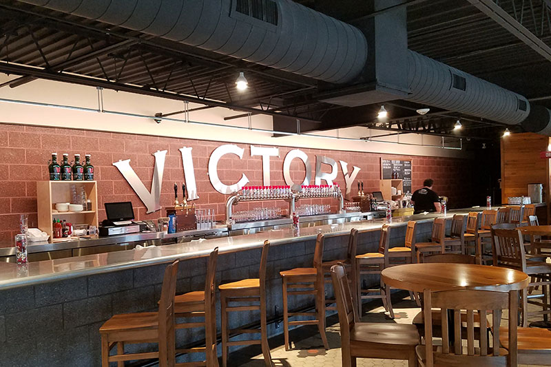 Victory Brewing Company Taproom